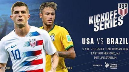 07.09 - Metlife Stadium | Brasil x Estados Unidos
