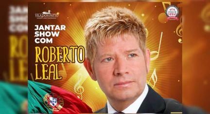 20.10 - Roberto Leal faz show em São Roque