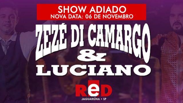 06.12 - Zezé di Camargo & Luciano na Red Eventos