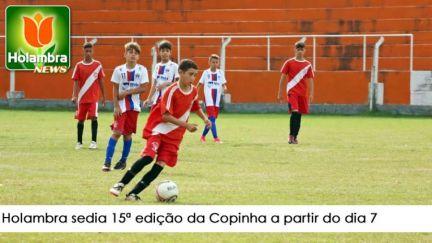 15ª Copinha Holambra