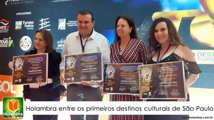 Holambra entre os três primeiros destinos culturais de São Paulo