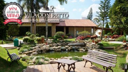 Turismo - Vila don Patto em São Roque