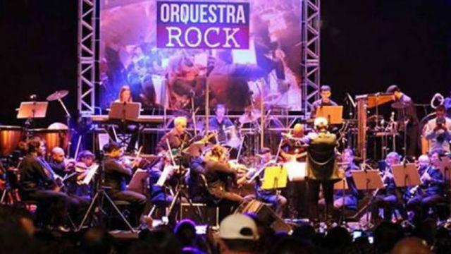 Orquestra Rock e Jota Quest em live inédita