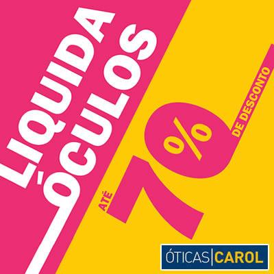 Óticas Carol (Quadrado - Sidebar A)