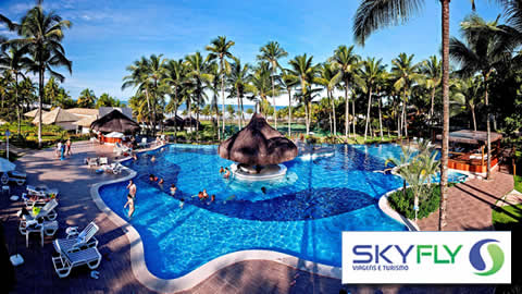 Sky Fly Cana Brava Resort