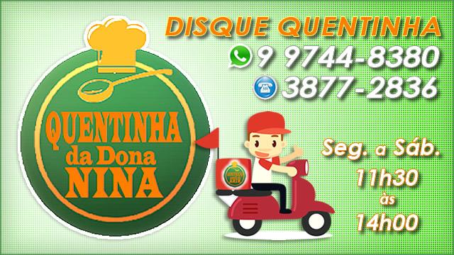 Quentinha Dona NINA