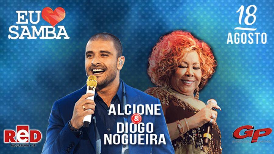 18.08 - Red Eventos | Diogo Nogueira e Alcione