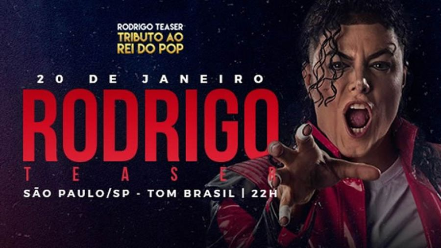 20.01 - Tom Brasil | Tributo ao Rei do Pop