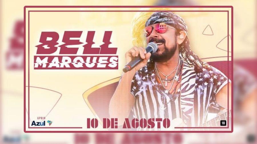 Bell Marques no Espaço das Américas