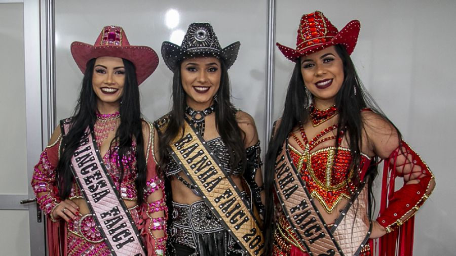 FAICI 2018 - Rainha do Rodeio