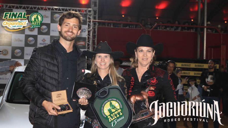 JRF 2018 - Ana Carolina vence nos Três Tambores
