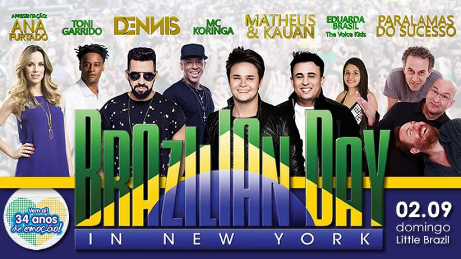 02.09 - Brazilian Day New York