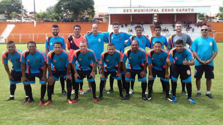 Campeonato de Futebol Amador