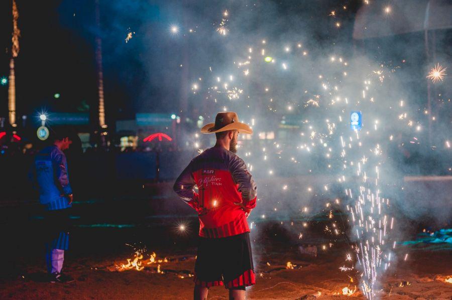 JRF 2018 - Robinson Guedes é o melhor da primeira noite do PBR