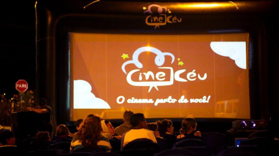 """Projeto Cine Céu apresenta o filme """"Colegas"""""""