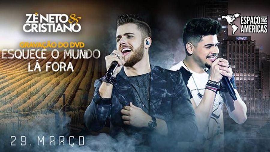 29.03 - Espaço das Américas | Zé Neto & Cristiano