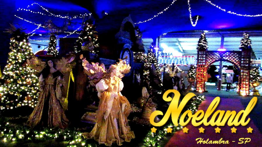 Noeland - A Terra do Papai Noel