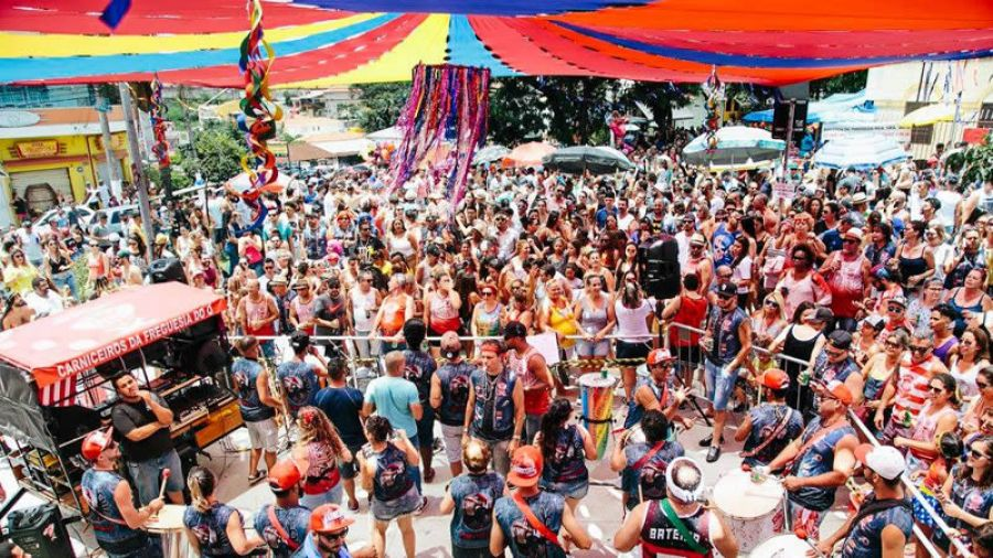 São Paulo terá 491 blocos de rua no carnaval