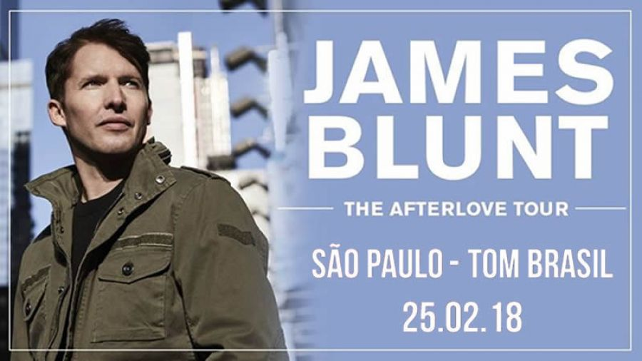 25.01 - Tom Brasil | James Blunt