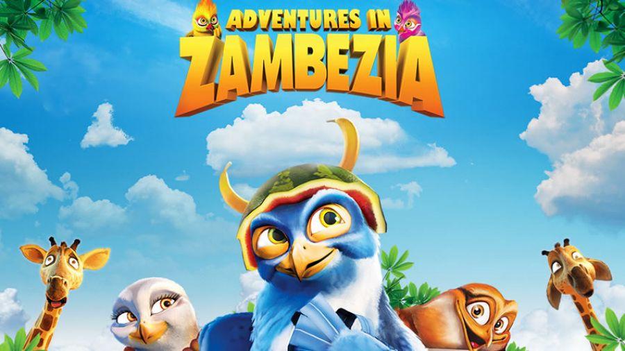 Aventuras em Zambezia