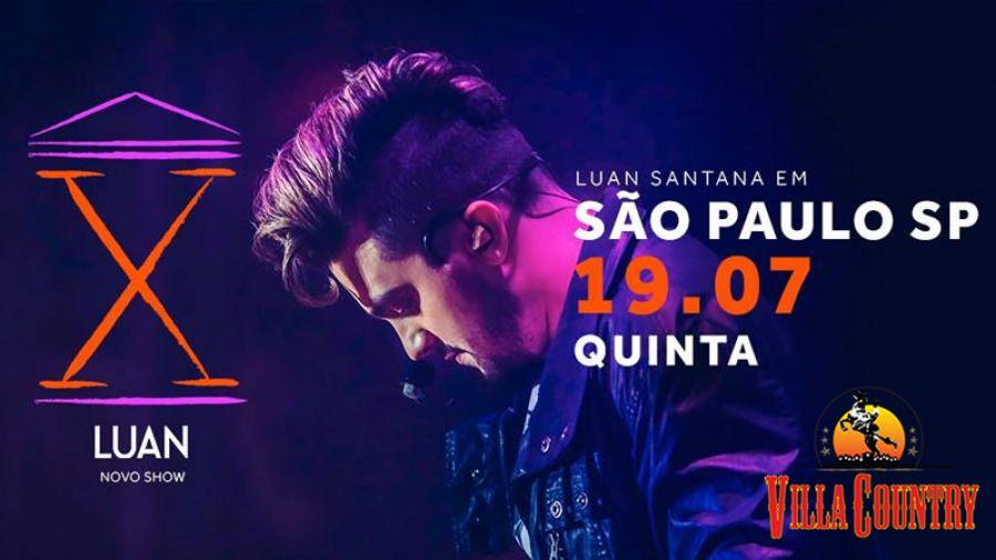 19.07 - Villa Country | Luan Santana