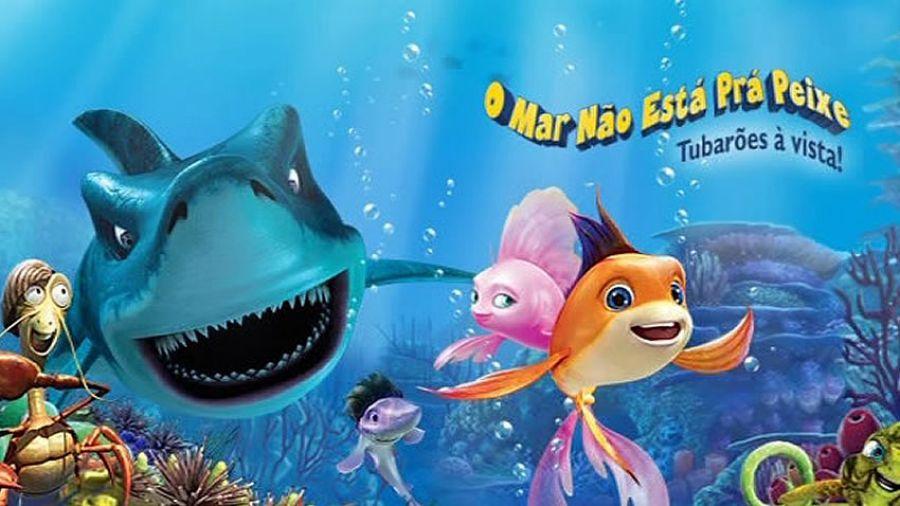 O Mar Não Está Pra Peixe