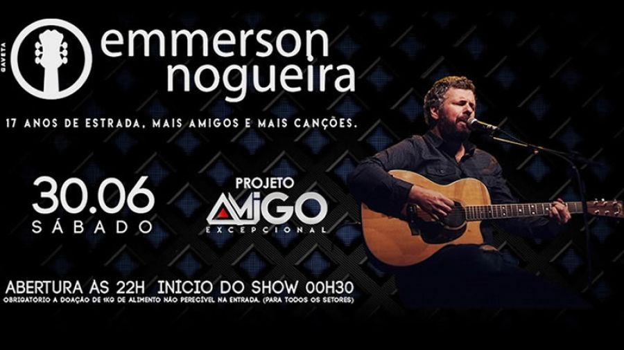 30.06 - Red Eventos | Emmerson Nogueira