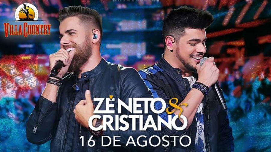 16.08 - Villa Country | Zé Neto & Cristiano