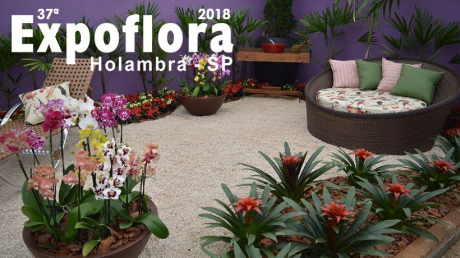 Expoflora 2018 - Ingressos com desconto.