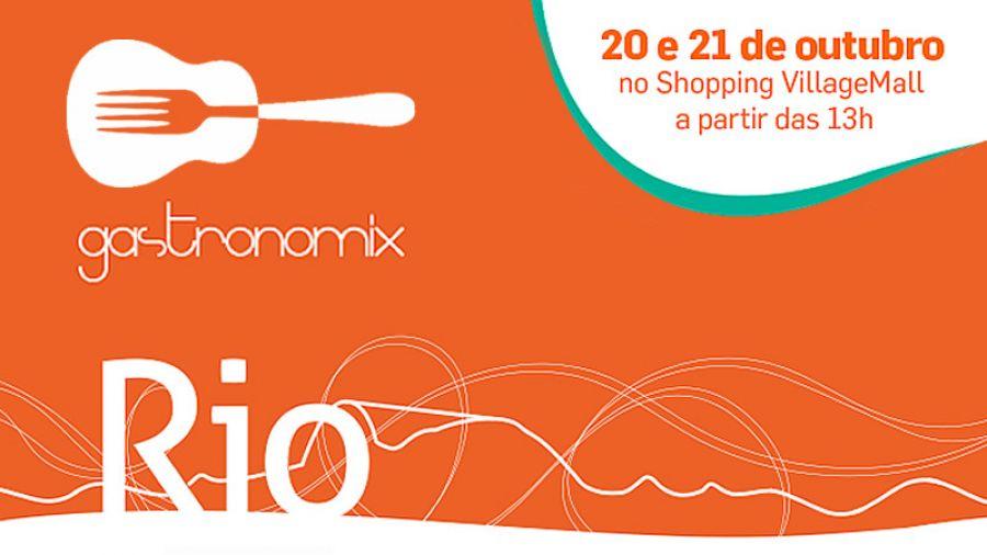 20.10 - Festival Gastronomix chega ao Rio de Janeiro